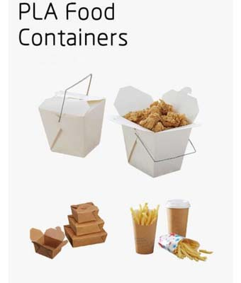 PLA Food Containers